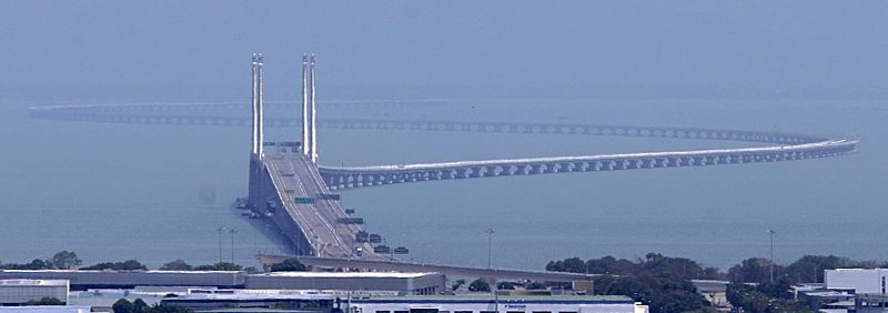 Second Penang Bridge
