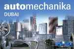 TARRC exhibits at Automechanika Dubai 2015