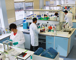 Biotechnology Lab at TARRC