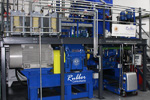 TARRC and Rubber Consultants install automated mixer - CBI 55 Intermix