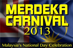 Malaysian Carnival Day 2013, Brickendonbury, Hertford