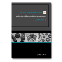 Malaysian rubber product manufacturers directory 2013