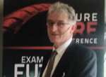 TARRC's Dr Stuart Cook at the Future Tire Conference 2016