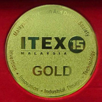 ITEX Gold Medal 2015
