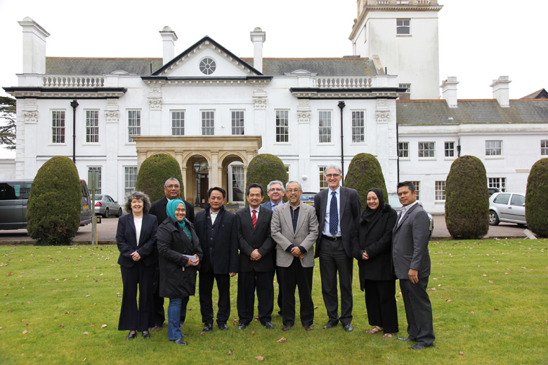 Malaysian Construction Industry Delegation visits TARRC