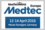 TARRC/Rubber Consultants @ Medtec Europe 2016