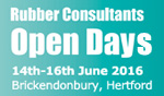 Rubber Consultants Open Days 2016