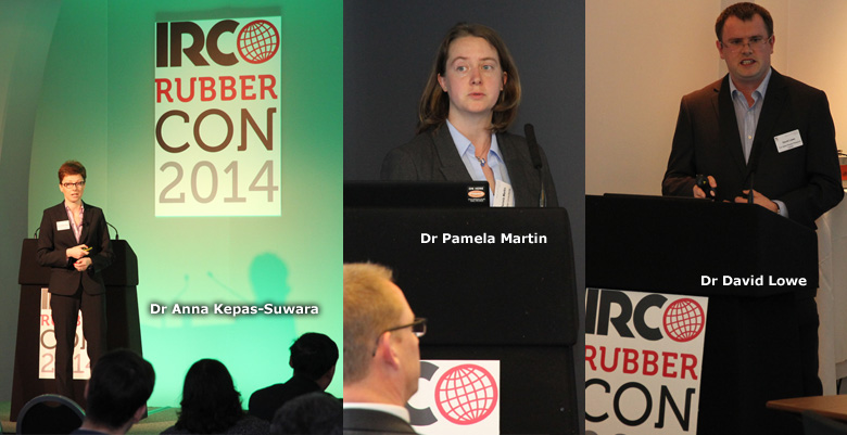 Speakers at RubberCon 2014