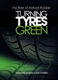 New book published on the role of natural rubber in green tyre technology 'Turning Tyres Green'