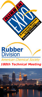 180th Technical Meeting at the Rubber Expo 2011 in Cleveland, OH
