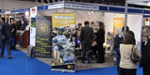 The exhibition stand in Hall 12